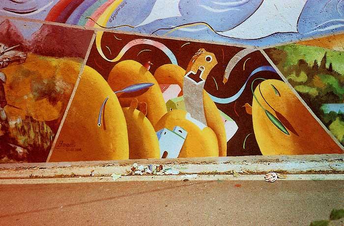 I murales 4